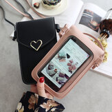 Women Fashion Phone Bag Touch Bag Shoulder Bag Crossbody Bag