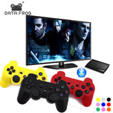 DATA FROG Controller di gioco wireless bluetooth USB remoto Joystick di controllo Gamepad Supporta il movimento a sei assi per PC PS3