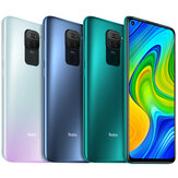 Xiaomi Redmi Not 9 Global Version 6.53 inç 48MP Quad Kamera 4GB 128GB 5020mAh Helio G85 Octa Core 4G Akıllı Telefon