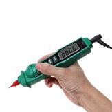 Digital Multímetro Pluma Tipo Medidor eléctrico de voltaje CA / CC Probador de diodo de resistencia portátil