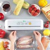 XianLi Food Vacuum Sealer Machine Touchscreen One Sleutelbediening Sterke zuigkracht Behoud Vacuümvergrendeling Vers vochtbestendig schimmelbestendig met schuifmes