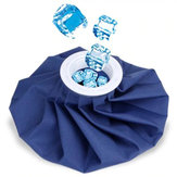 Reusable Ice Bag Cold Pack untuk Cedera Neck Knee Muscle Pain Relief First Aid Ice Bag Ice Bucket Alat Pendingin