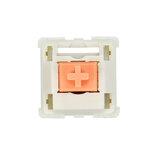 Commutateurs mécaniques Feker 108 PCS Commutateur tactile de jade rose pour clavier de jeu mécanique