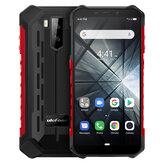 Ulefone ARMOR X3 IP68IP69K防水5.5インチ5000mAh2GB RAM 32GB ROMMT6580クアッドコア3Gスマートフォン
