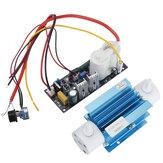 Módulo gerador de ozônio de tubo de sílica 220V 5g Saída de ozônio ajustável e aberto Power Pack com acessório