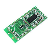 10Pcs RCWL-0516 RCWL 0516 Microwave Radar Sensor Human Sensor Body Sensor Module Induction Switch Module Output 3.3V