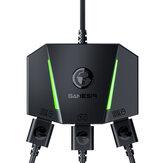 GameSir VX AimBox Teclado ratón Gamepad Adaptador convertidor para Xbox Series X / S Xbox One PlayStation4 Switch
