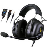 Somic G936N Gaming Headset 7.1 Surround Sound USB 3.5mm ENC Noise Cancelling Cuffie con microfono