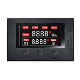 HotRc BX200 2-7S Low Voltage Buzzer Alarm Lipo Battery Voltage Tester Meter for RC Airplane