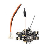 Original              EMAX Tinyhawk II / Freestyle 75mm 1-2S Whoop Spare Part AIO F4 Flight Controller 5A BlHeli_S ESC 25/100/200mw VTX SPI Receiver Board
