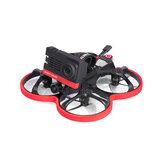 BETAFPV Novo Beta95X V3 HD Digital VTX F4 AIO 20A Palito FC V4 3800KV 25-250mW 5.8G VTX 450mAh 4S para FPV Racing Whoop Drone Quadricóptero