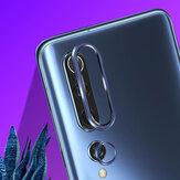 Bakeey Anti-scratch Aluminiowy metalowy pierścień z kółkiem Tylna osłona obiektywu telefonu dla Xiaomi Mi 10 5G 2020