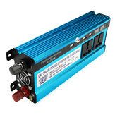 Inverter a picco di potenza 4000W LED Display Inverter a onda sinusoidale modificato da 12 V / 24 V CC a 220 V CA