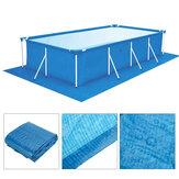 كبير الحجم حمام السباحة ساحة الأرض القماش غطاء الشفاه غطاء الغبار الطابق القماش حصيرة غطاء لفيلا في الهواء الطلق حديقة الحديقة