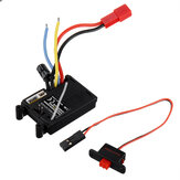 Brushed ESC+Receiver 2 in 1 Part For SG 1601 1602 Brushed Brushless RC Car Parts M16032