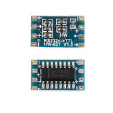Mini RS232 to TTL Converter Module Board Adapter MAX3232 120kbps 3-5V Serial Port