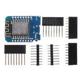 5Pcs Geekcreit® D1 mini V2.2.0 WIFI Internet Development Board Based ESP8266 4MB FLASH ESP-12S Chip
