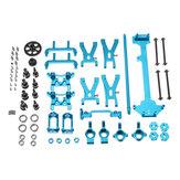 WLtoys 1/18 A949 A959 A969 A979 K929 Yükseltilmiş Metal Parçalar Kit