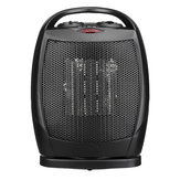 Portable Silent Heater Heating Fan Electric Room Office Thermostat Warm Machine