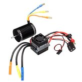 Racerstar F540 Waterproof Brushless Motor 45A ESC For 1/10 RC Racing Cars