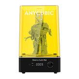 Anycubic® Wash and Cure Plus Machine à double usage Nettoyage du panier 3-en-1 Nettoyage suspendu Durcissement à 360 ° pour imprimantes 3D SLA