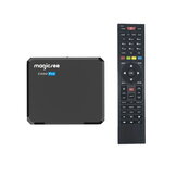 MAGICSEE C500 PRO S2X + T2 Amlogic S905X3 4 + 32GB 5GHz WiFi BT4.2 Android 9.0 4K Smart TV Scatola DVB-T2 TV satellitare DVB-S2X / S2 ricevitore