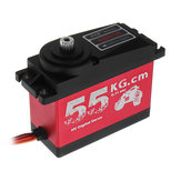 CYS S0650 Large 55KG HV High Torque Metal Gear Digital Servo for RC Car Boat Airplane