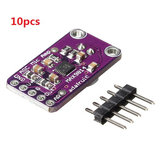 10pcs MAX9814 High Performance Microphone AGC Amplifier Module CMA-4544PF-W CJMCU for Arduino - products that work with official Arduino boards