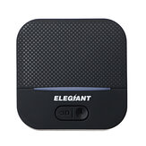 ELEGIANT BTI-036 bluetooth Receiver Wireless Audio Adapter Low Latency 3.5 mm RCA Audio Receiver Built-in Mic