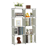 Double Rows Bookshelf Storage Shelve for books Children book rack Bookcase for Home Supplies