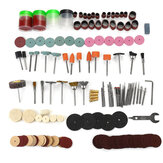 161/105pcs Power Tool Grinding Polishing Accessories Set For Cutting Engraving Grinding