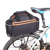 BIKIGHT 14L Bicycle Bolsa Bike Rear Pannier Seat Rack Bolsa Impermeable Cycling Pannier Bolsa