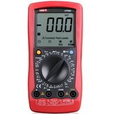 UNI-T UT58D LCD Digital Volt Amp Ohm Capacitance Inductance Multimeter