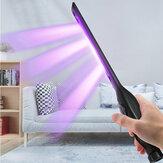 المحمولة LED عميق UV ضوء هاتف معقم 20 ثانية مصباح التعقيم الفوري قابلة للشحن للجراثيم قضيب للأسرة السفر