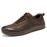 Scarpe casual Menico Men Soft in pelle microfibra