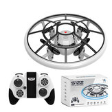 S122 Mini Drone with Colorful LED Light 3D Flip Headless Mode Altitude Hold RC Quadcopter