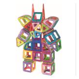 48/80 / 102pcs Magnetic Building Block Package Brinquedos para crianças, educação infantil, variedade de brinquedos