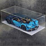 Акрил DIY Дисплей Чехол для LEGO 42056 42096 42083 911 RSR Technic Bugatti Chiron