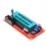 Placa de Desenvolvimento Mínimo Placa de Sistema ATmega8 Microcontrolador AVR