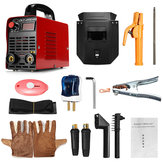 ZX7-200 220V Handheld Mini MMA Electric Welding Tool Digital 10-200A Inverter ARC Welding Machine
