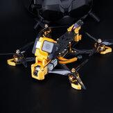 Flywoo Mr.Croc-HD 6 Pollici 6S Freestyle FPV Racing Drone BNF DJI FPV Air Unit F7 Bluetooth FC GPS 1750KV 50A BLheli_32 ESC Gold