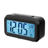 LEDMuteBacklit電子時計デジタル時計は電子時計を導きます