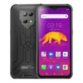 Blackview BV9800 Pro Globális sávok IP68 / IP69K Vízálló NFC 6580mAh 6,3 hüvelykes Android 9 hőkamera 48MP 6GB 128GB Helio P70 Octa Core 4G okostelefon