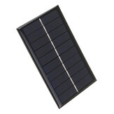 1.4W 5V Mini Solar Panel Portable Solar Cell Solar Polysilicon Board