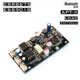 JC-SQ875 SQ875 CSR8675 Wireless Lossless Bluetooth 5.0 Audio Stereo Menerima Bluetooth Papan Decoder ES9018 DAC