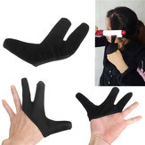Heat Resistant Finger Glove For Hair Straightener Straightening Curling Hairdressing