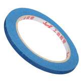6mm×33m Blue Masking Tape High Temperature Resistance Adhesive Tapes