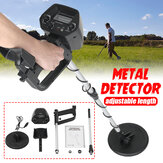 Detector de metais Treasure Hunter LCD Display Gold Finder for Underground Detecting
