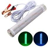 12V 30W LED Green / Blue Underwater Zatapialne wodoodporne światło wędkarskie