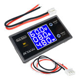 Digital DC 0-100 V 0-10A 250 W Tester DC7-12V LCD Digital Display Tegangan Current Power Meter Voltmeter Ammeter Amp Detektor